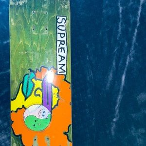 Mark Gonzalez Supreme skate board